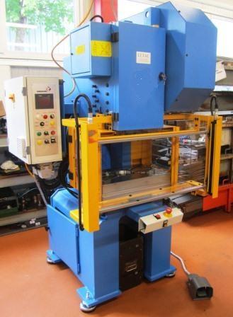 Eccentric presses, Mechanic Presses, hydraulic presses, roll